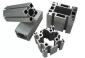 厂家直销6063铝材加工定做国标工业铝型材框架支架