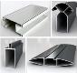 工业铝型材太阳花散热器异形梳子开模定制做汽车LED路灯外