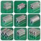 苏州铭德工业铝型材厂家现货供应欧标,国标,铝型材 铝型材